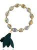 Zestaw bransoletek zielony Blossom BBL0142