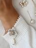 Szpilka srebrna z perłami BRPE0003
