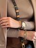 Bransoletka  złoty łańcuch gruby  BRG0106