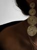 Kolczyki okrągłe złote KRG0283