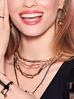 Naszyjnik srebrny łańcuch-choker NRG0116