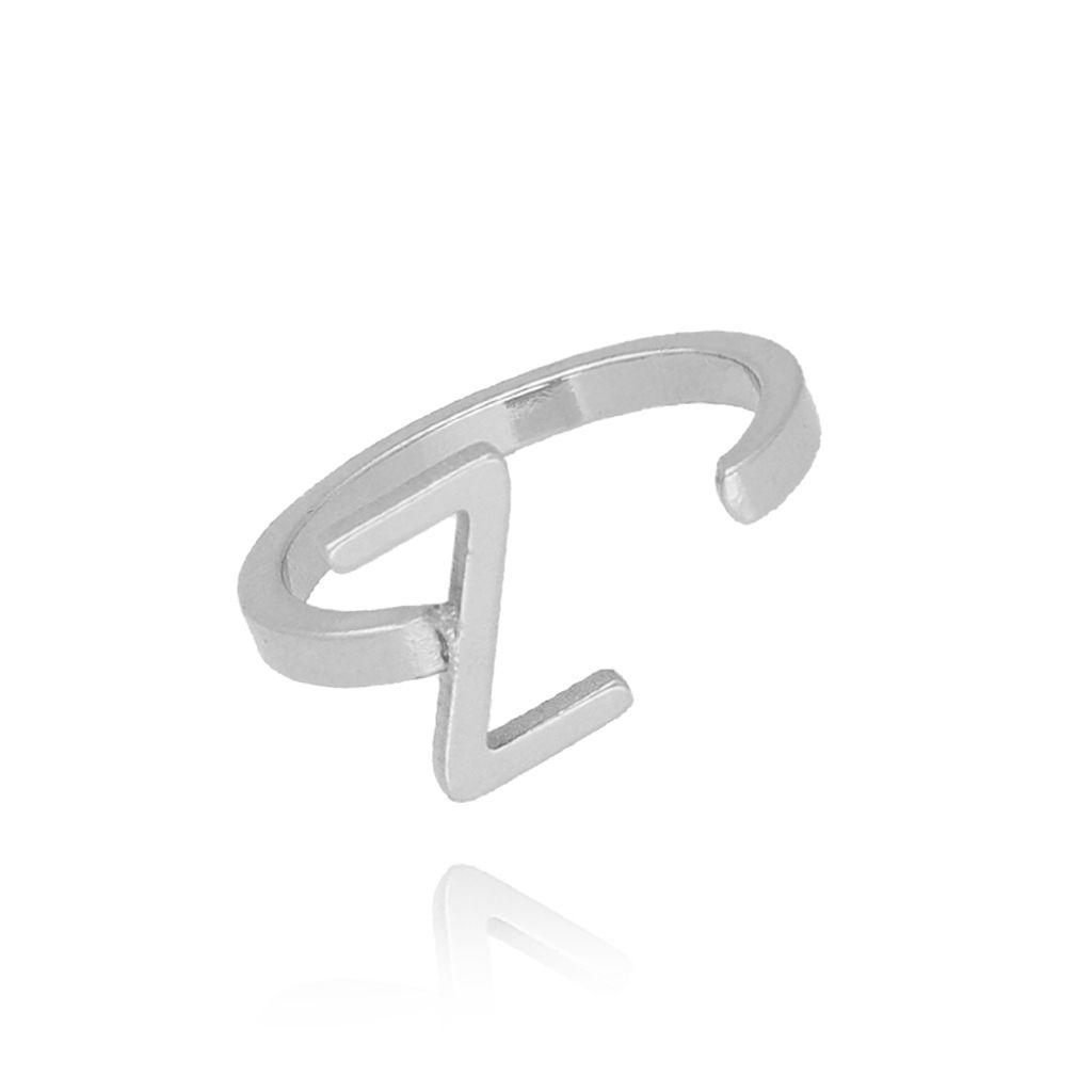 Pierścionek srebrny literka Z PAT0030