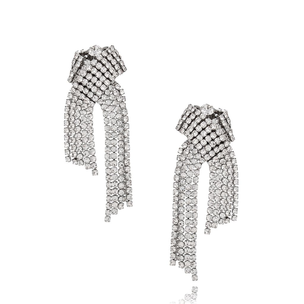 Kolczyki srebrne z cyrkoniami KSS0874