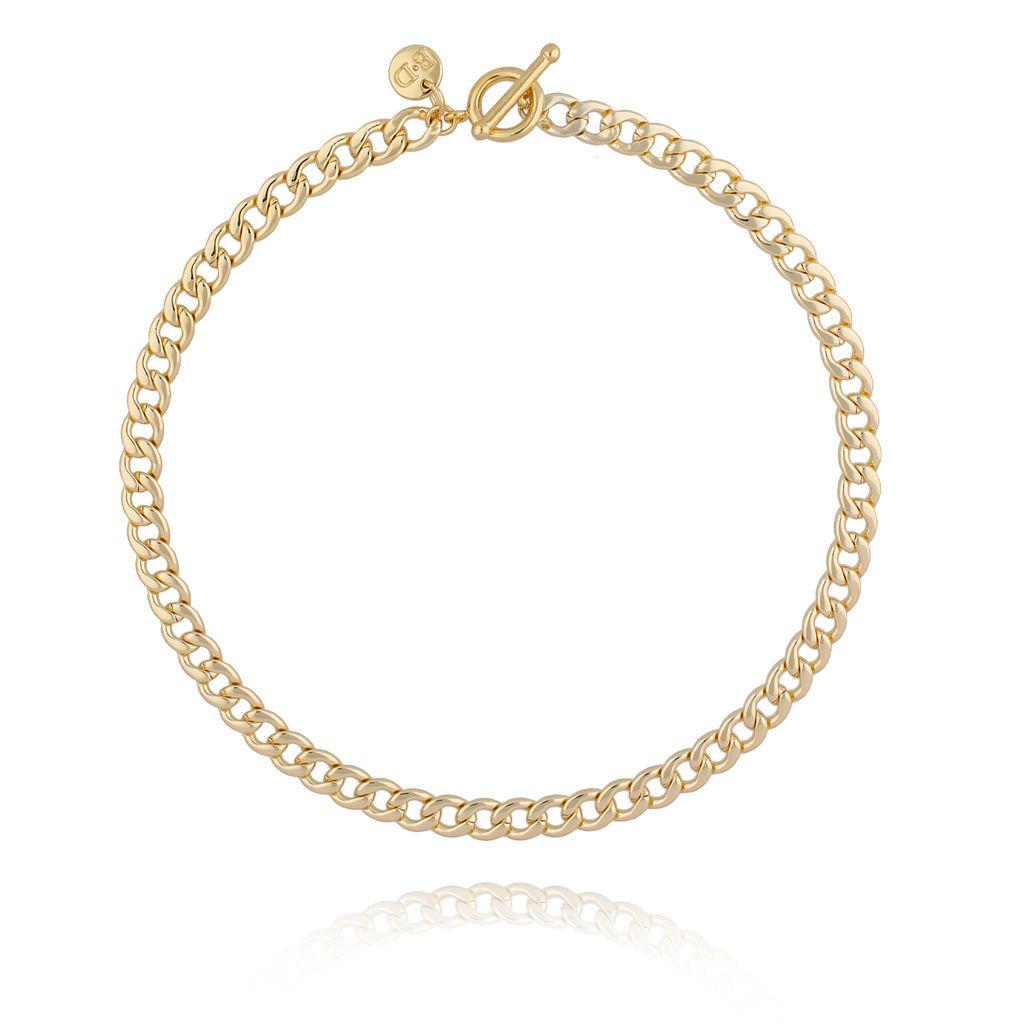 Naszyjnik złoty łańcuch NSL0006