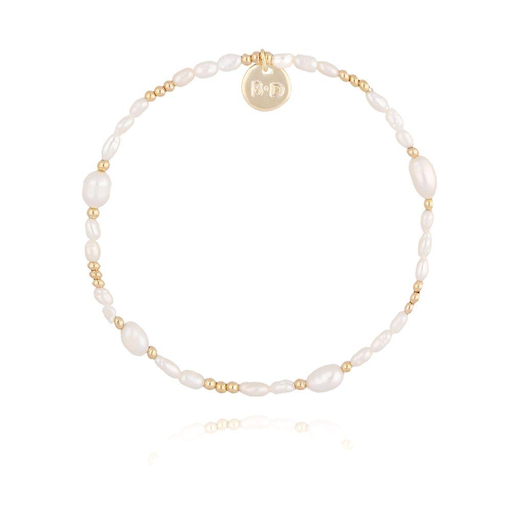Bransoletka z perłami BTW0213