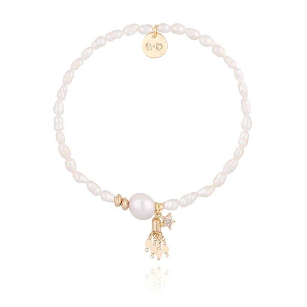 Bransoletka z perłami BTW0212