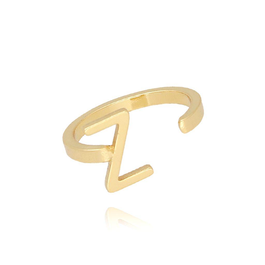 Pierścionek złoty literka Z PAT0023
