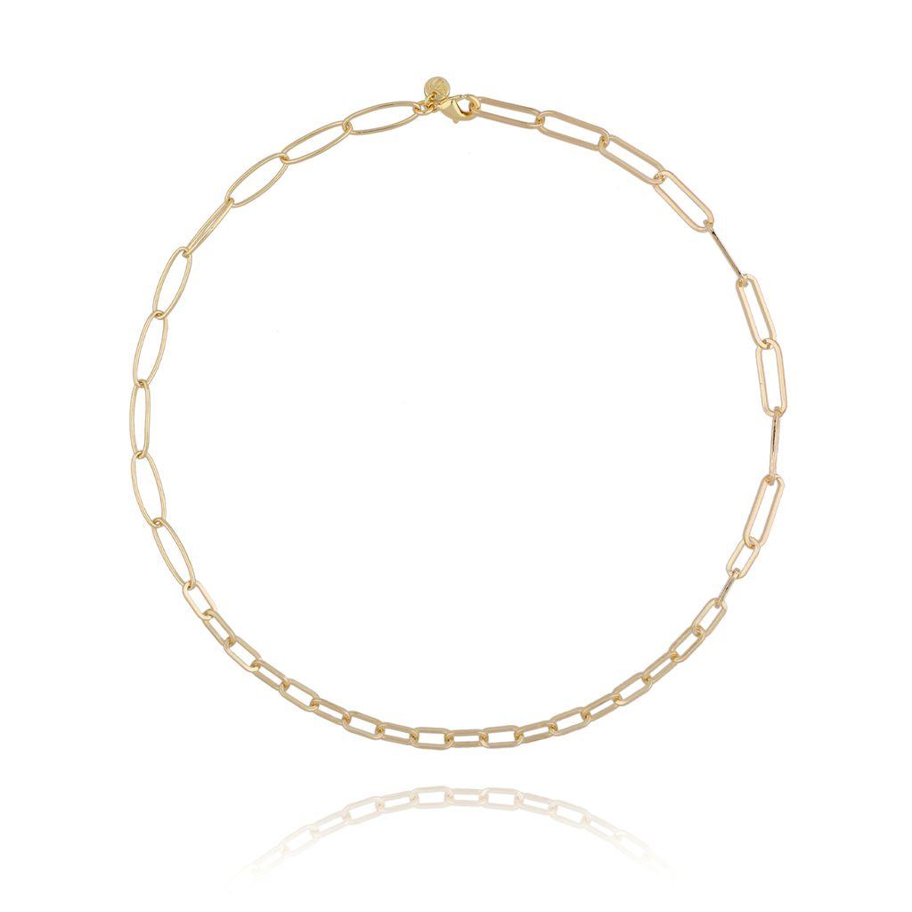 Naszyjnik złoty łańcuch NSL0024