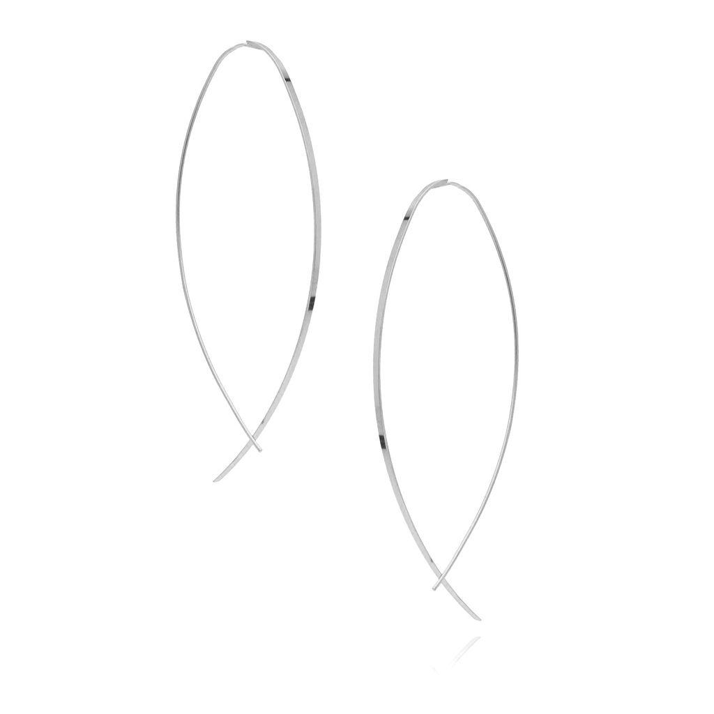 Kolczyki srebrne długie KSE0014