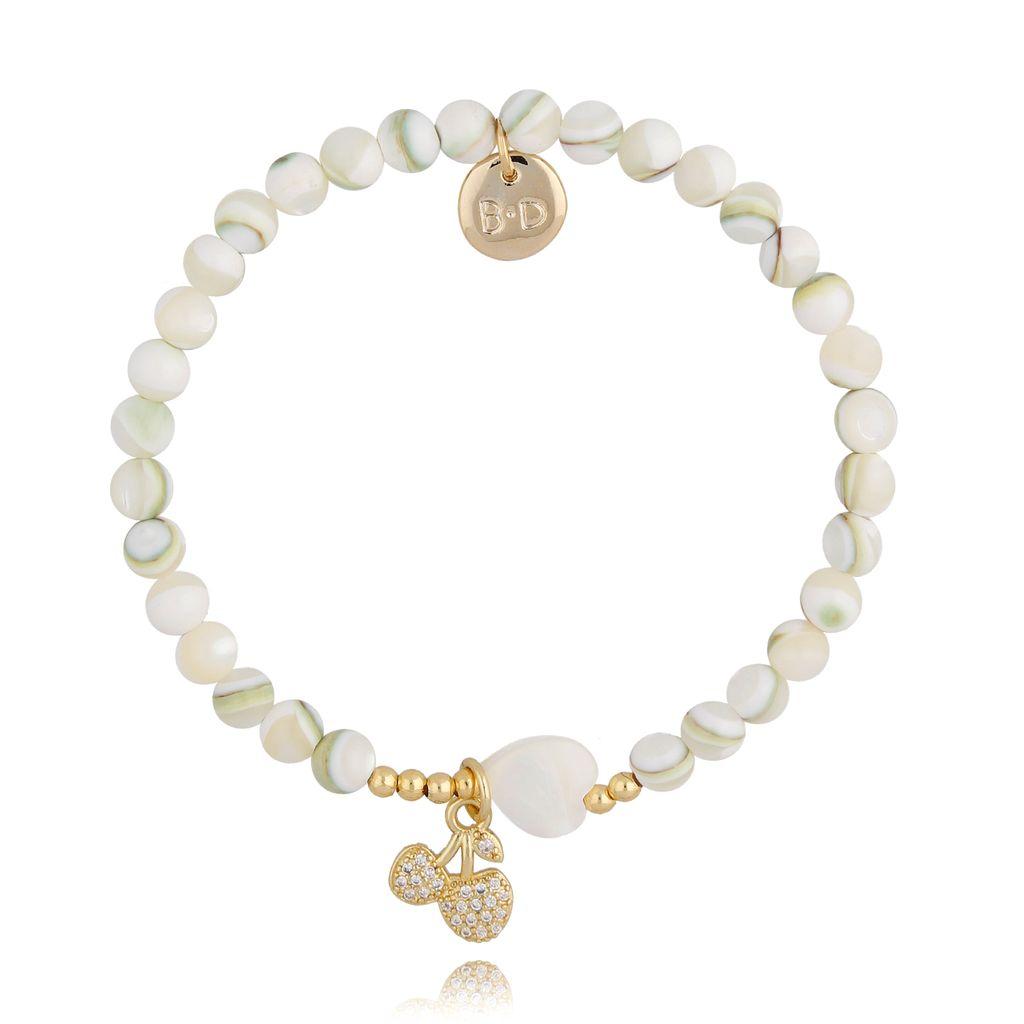 Bransoletka z masą perłową BTW0385