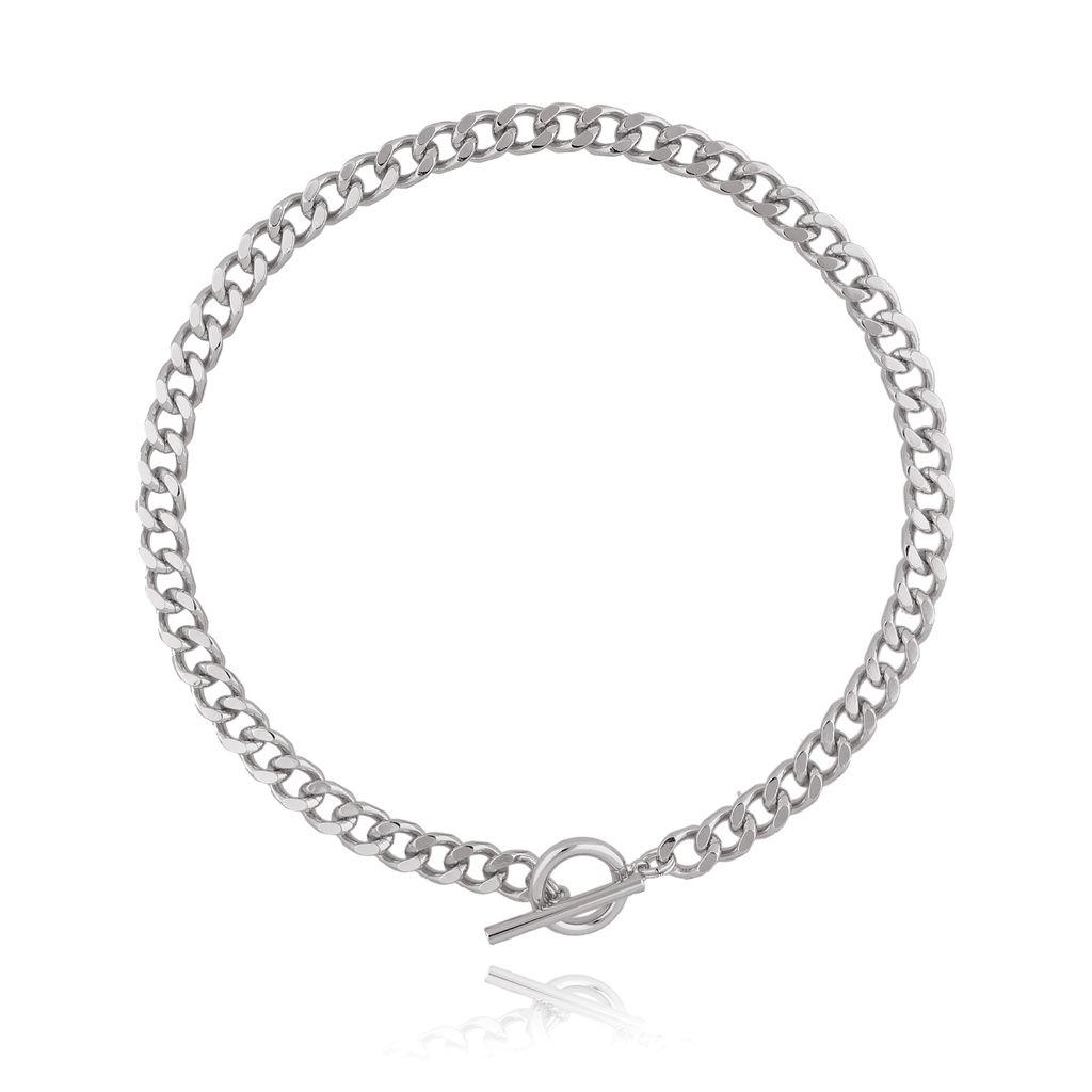 Naszyjnik srebrny łańcuch NRG0235