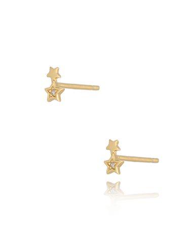 Kolczyki złote Stars KFA0037