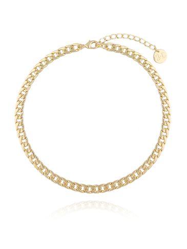 Naszyjnik złoty średni łańcuch NRG0162