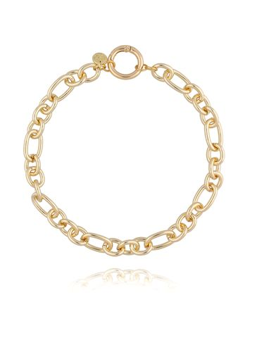 Naszyjnik złoty łańcuch NSL0004