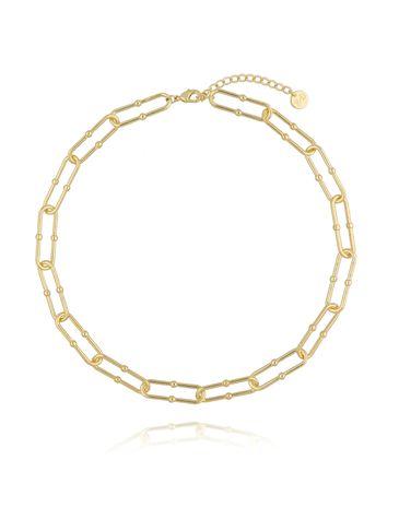 Naszyjnik złoty łańcuch NRG0206