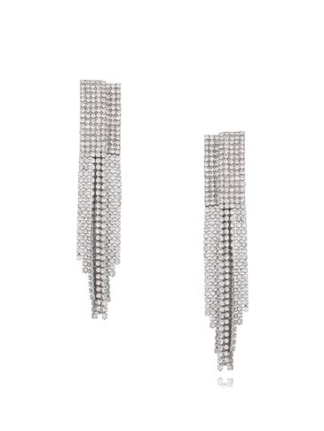 Kolczyki srebrne z cyrkoniami Big Date KSS0910