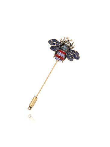 Broszka szpilka kolorowy owad BRMI0107