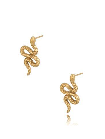 Kolczyki złote Snakes KSA0309