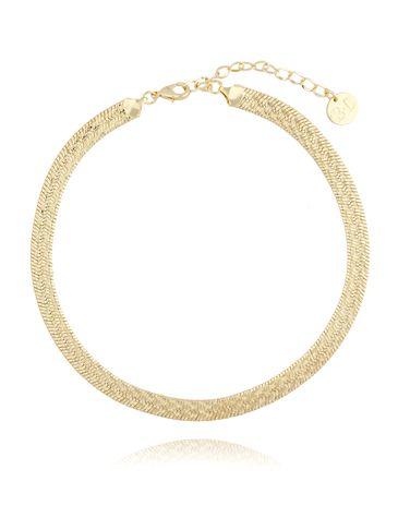 Naszyjnik złota żmijka NRG0143