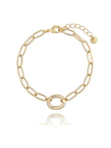 Bransoletka złoty łańcuch BSL0009
