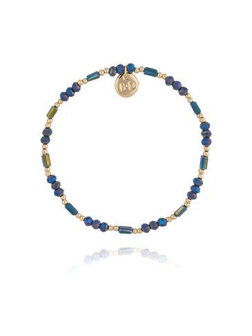 Bransoletka z morskimi kryształkami BTW0263