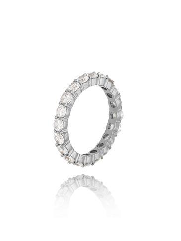 Pierścionek srebrny ze stali szlachetnej Ophelia PSA0190 rozmiar 12