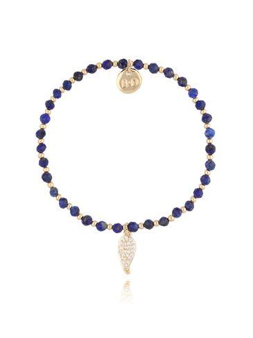 Bransoletka z lapisem lazuli BTW0319