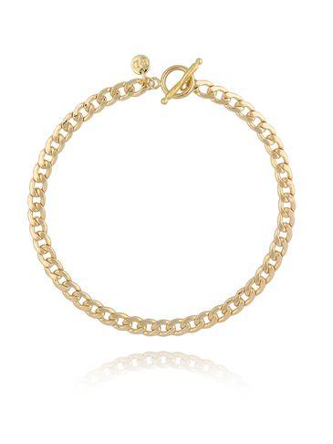 Naszyjnik złoty łańcuch NSL0007