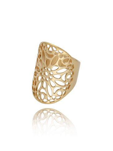 Pierścionek złoty Orient PSA0181