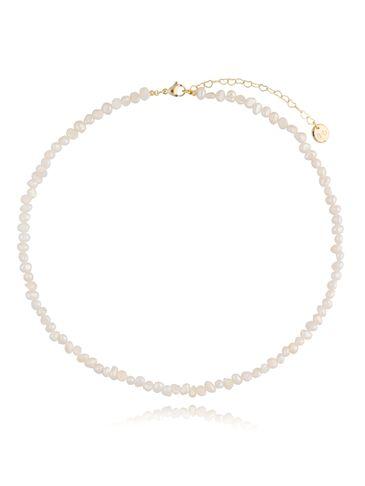 Klasyczny naszyjnik z pereł Little Pearls NPE0074