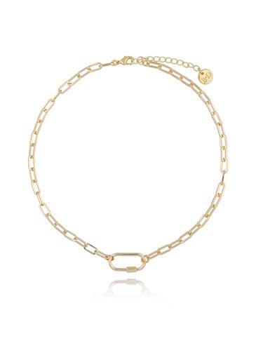Naszyjnik złoty łańcuch NSL0009