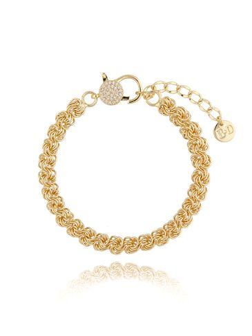 Bransoletka złota BPE0034