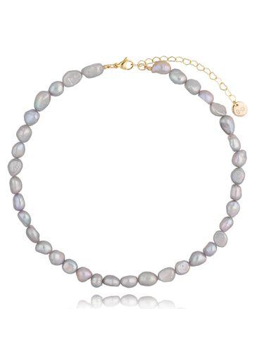 Naszyjnik z jasnych pereł Shine Pearls NPE0069