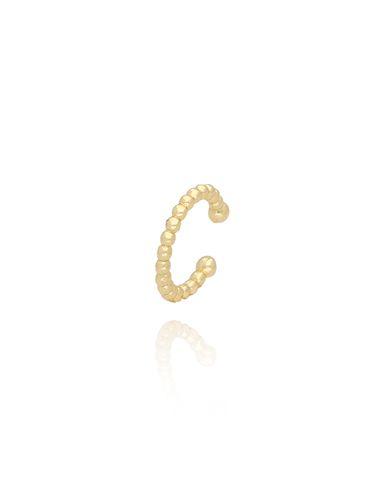 Nausznica złota KCO0015