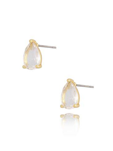 Kolczyki kryształowe łezki Emily KTO0016