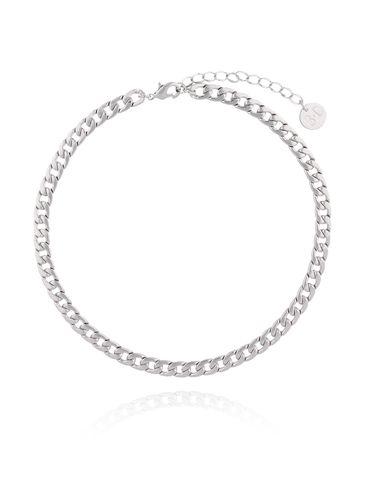Naszyjnik srebrny średni łańcuch NRG0163