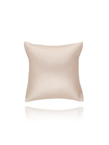 Poduszka skórzana złota - mała OPA0184
