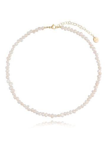 Klasyczny naszyjnik z pereł Little Pearls NPE0073