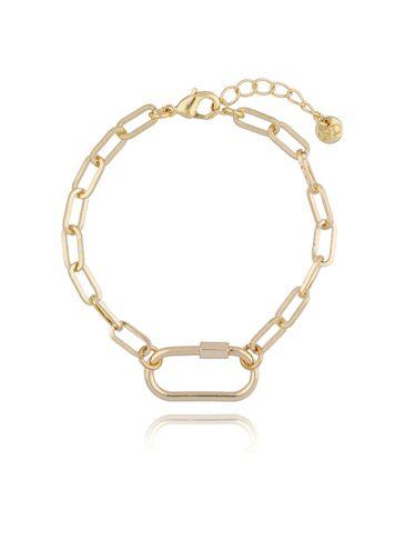 Bransoletka złoty łańcuch BSL0008