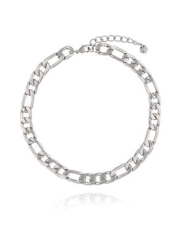 Naszyjnik srebrny łańcuch gruby NRG0174