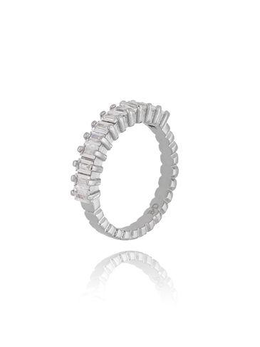 Pierścionek srebrny ze stali szlachetnej Paris PSA0194 rozmiar 12