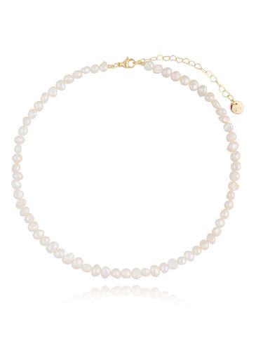 Klasyczny naszyjnik z pereł Medium Pearls NPE0075