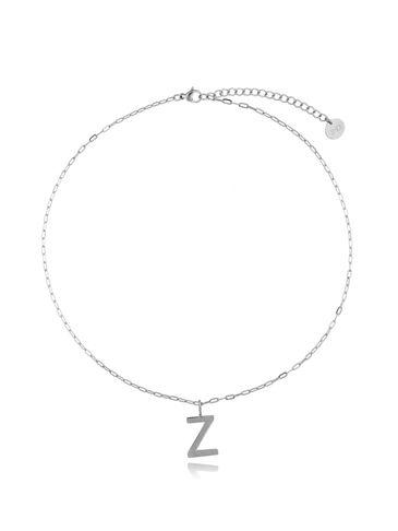 Naszyjnik srebrny z literką Z NAT0204