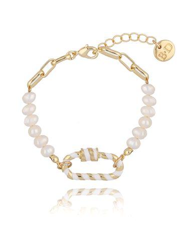 Bransoletka z perłami BSL0002