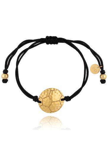 Bransoletka ze złotą piłką BGL0466