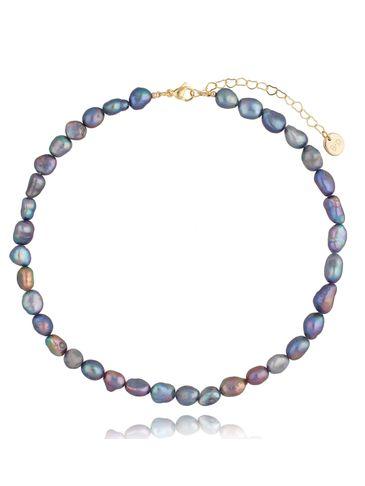 Naszyjnik z pereł Big Foggy Pearls NPE0078
